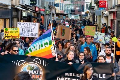 Marche pour le Climat Novembre 2018 Perpignan