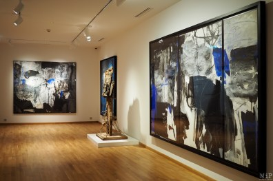 Musée Hyacinthe Rigaud - Exposition temporaire Antoni Clavé-6