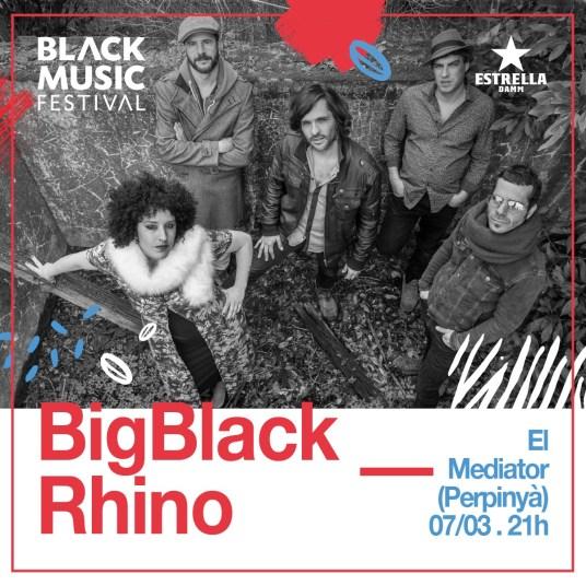 BigBlack Rhino