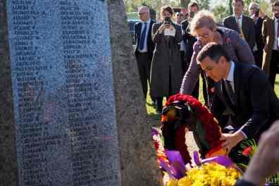 Le Président du gouvernement Espagnol rend hommage aux exilés de La Retirada - Février 2019 - Collioure et Argeles-sur-Mer-45