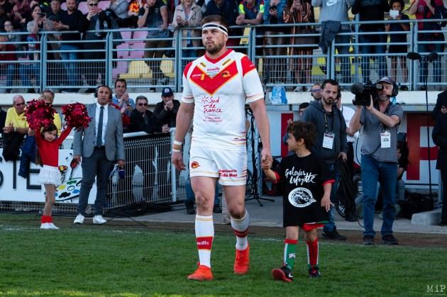 Dragons Catalans Perpignan vs Rhinos Leeds Supe League mars 2019