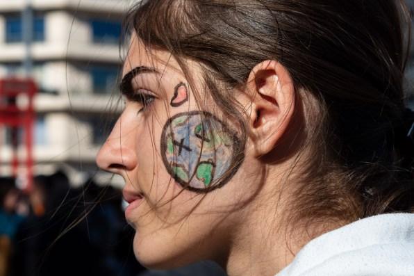Grève des jeunes pour le climat Perpignan Mars 2019
