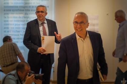 Michel Pinell, adjoint à la culture de Jean-Marc Pujol demissionne