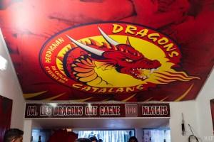 Perpignan Dragons Catalans vs Salford Red Devils Mars 2019