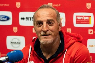 USAP Perpignan vs Grenoble Top 14 Mars 2019