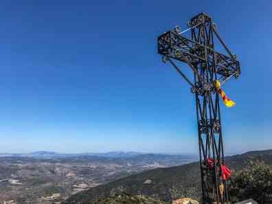 Croix du Pic de la Feixes