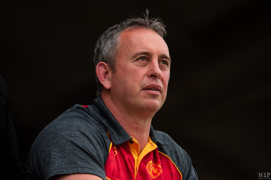 Steve McNamara - Dragons Catalans vs Castlerock Tigers Super League Perpignan avril 2019