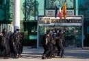 Exercice d'attaque d'ampleur au Lycée Maillol de Perpignan