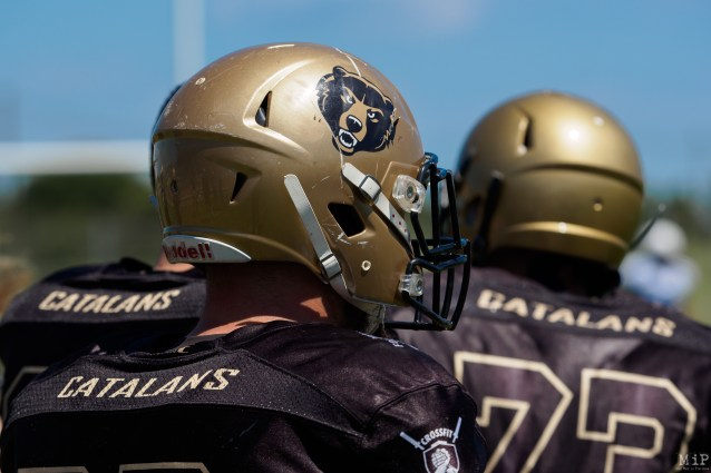 Grizzlys St Laurent de la Salanque vs Lions Bordeaux - Football américain - Mai 2019