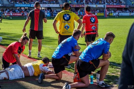 Dragons Catalans vs Hull FC Super League Gilbert Brutus Perpignan Juin 2019