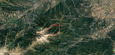 Screen Google Maps