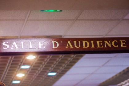 Rentrée solennelle des tribunaux - Perpignan - Janvier 2019