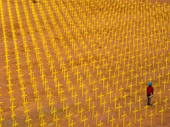Paysages évanescents, la révolution jaune