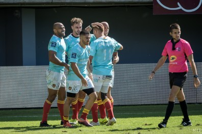 USAP vs Colomiers Saison 2019/20 ProD2 septembre 2019