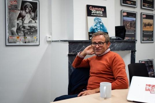 Samuel Bollendorff Résidence Centre International de Photojournalisme Octobre 2019