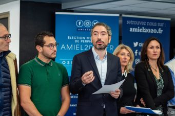 Amiel campagne municipales 2020 annonces sports
