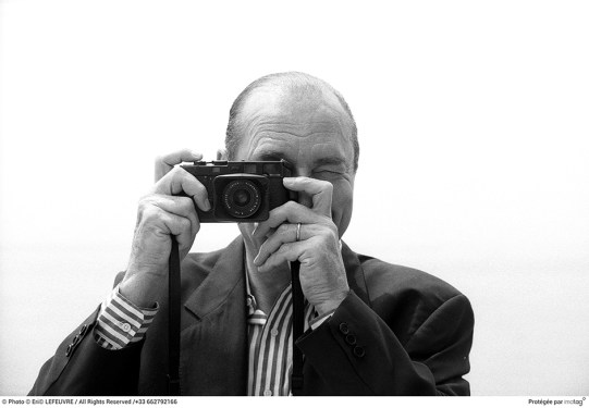 EXPO CIP PRESSE Photo © Eric Lefeuvre - Exposition Jacques Chirac