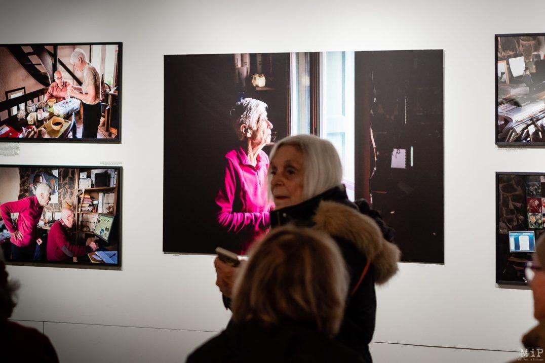 Inauguration exposition photojournalistes émergents Hans Lucas Centre International de Photojournalisme
