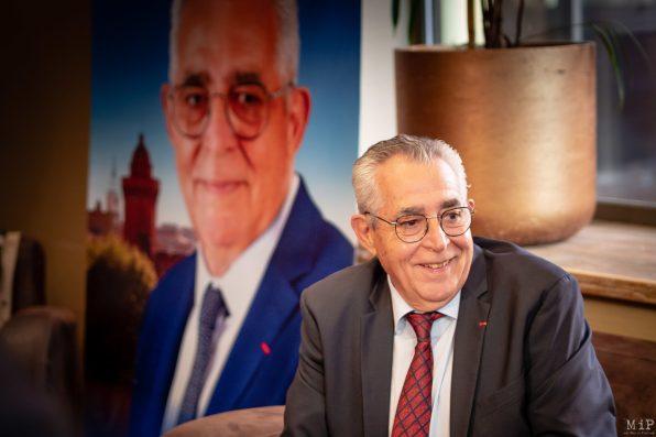Jean-Marc Pujol mairie Perpignan municipales 2020 annonce candidature