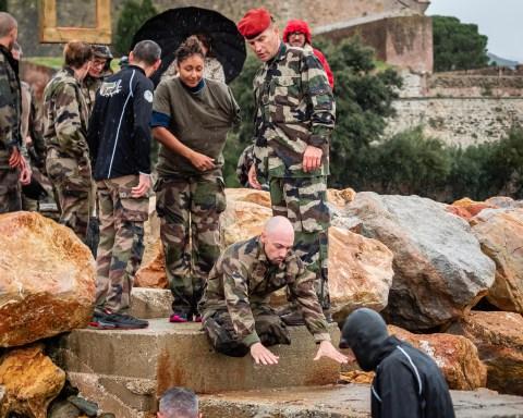 Opération Résilience Sportifs et militaires unis pour les blessés des armées Héloïse Proust Laurent Carrère Rusted Oaks Family