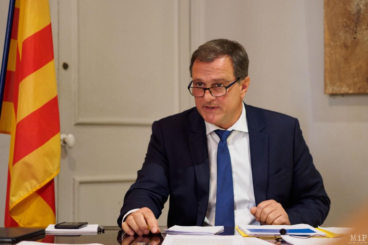 Louis Aliot - Rapport de la Chambre Régionale des comptes de Perpignan - Cour des Comptes