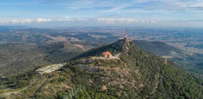 forca real panoramas et points de vue des Pyrénées-Orientales