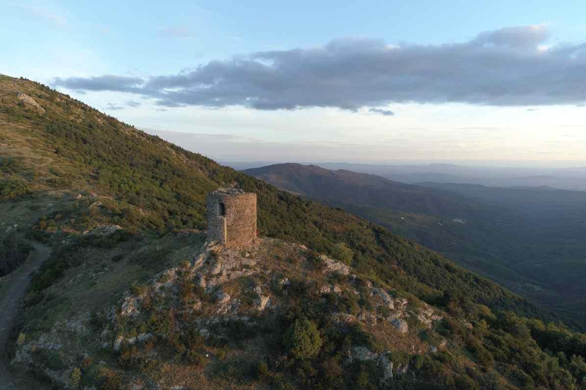 tour de batere panoramas et points de vue des Pyrénées-Orientales