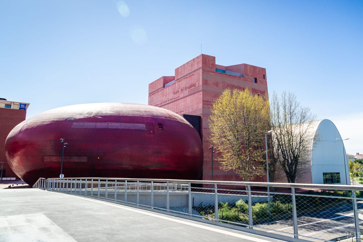 Théâtre de l'Archipel Perpignan