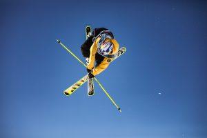 Slopestyle Ski Font Romeu (c) Nicolai Belin