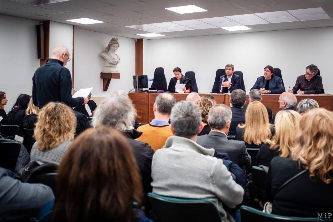 Rentrée solennelle tribunal des prud'hommes 2020