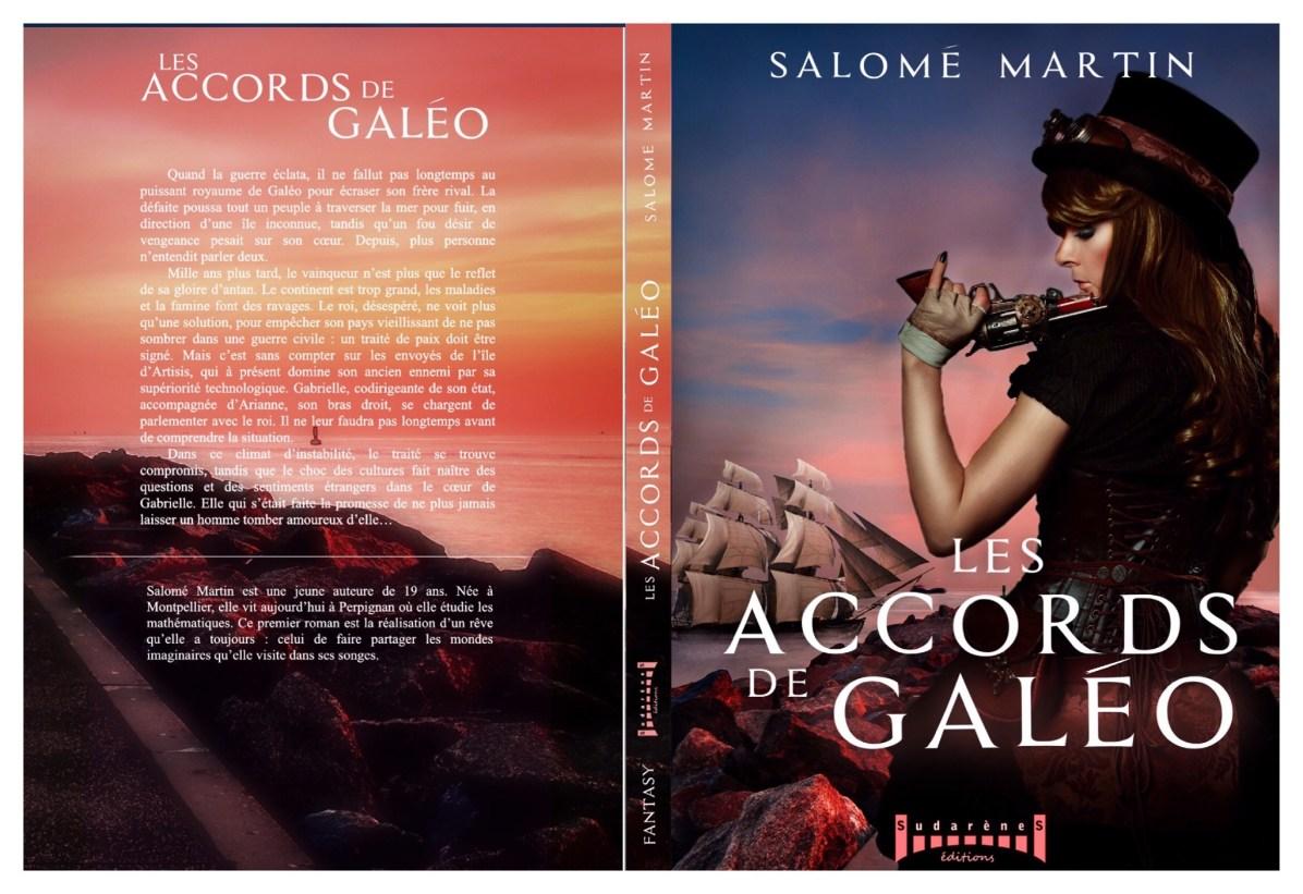 Salomé Martin - Les accords de Galéo