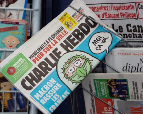 Charlie Hebdo 11 Mars 2020 - Muncipales à Perpignan