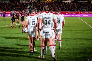 Dragons Catalans vs Salford Red Devils SuperLeague Round 6 © Arnaud Le Vu / MiP / APM