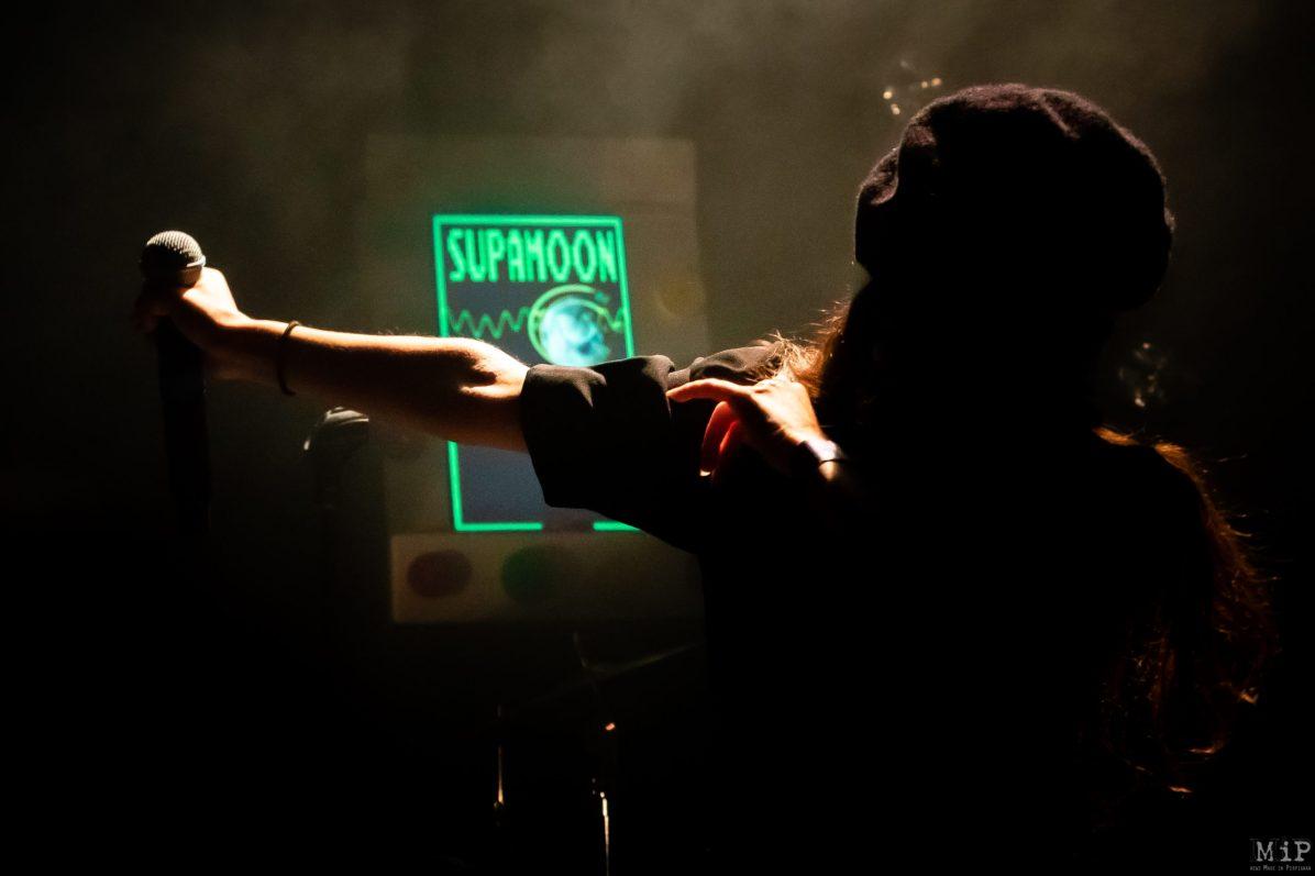 Supamoon EP Eponyme Single Sky is Huge Release Party El Mediator © Arnaud Le Vu / MiP / APM
