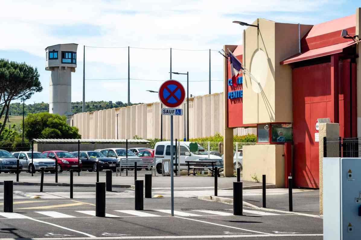 ARCHIVES Perpignan, France 16/05/2019 Centre pénitentitaire Prison de Perpignan © Arnaud Le Vu / MiP