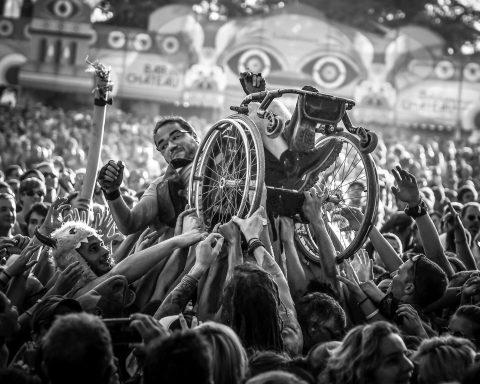 Argelès-sur-Mer, France, Festival Les Déferlantes 2017 © Arnaud Le Vu / MiP / APM