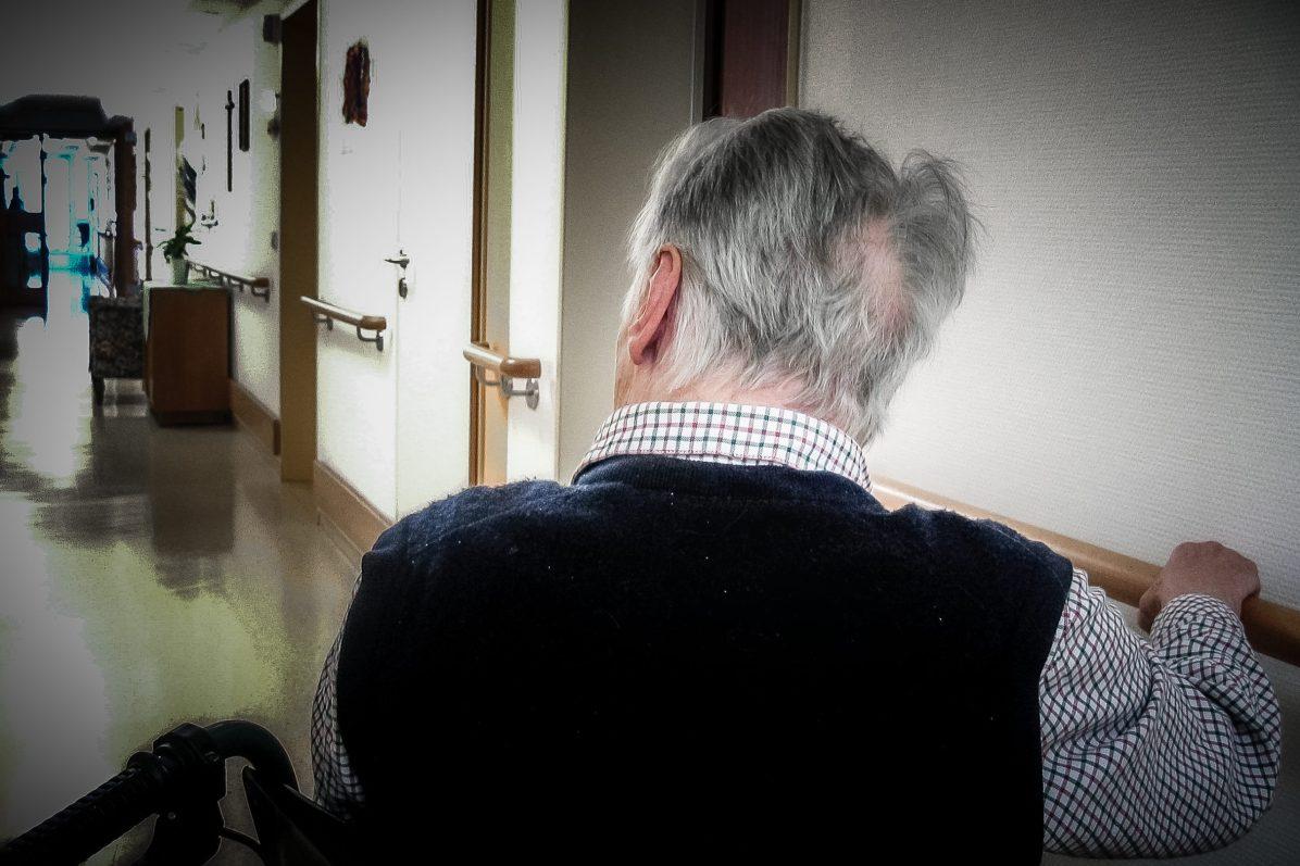 Personne âgée à domicile