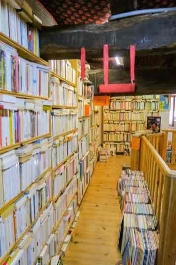 Librairie de Montolieu