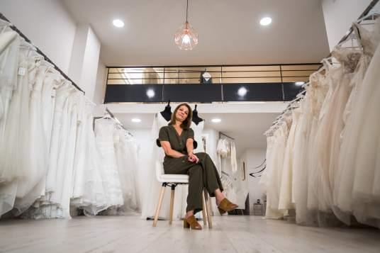 Boutique de robes de mariée - L'écrin blanc