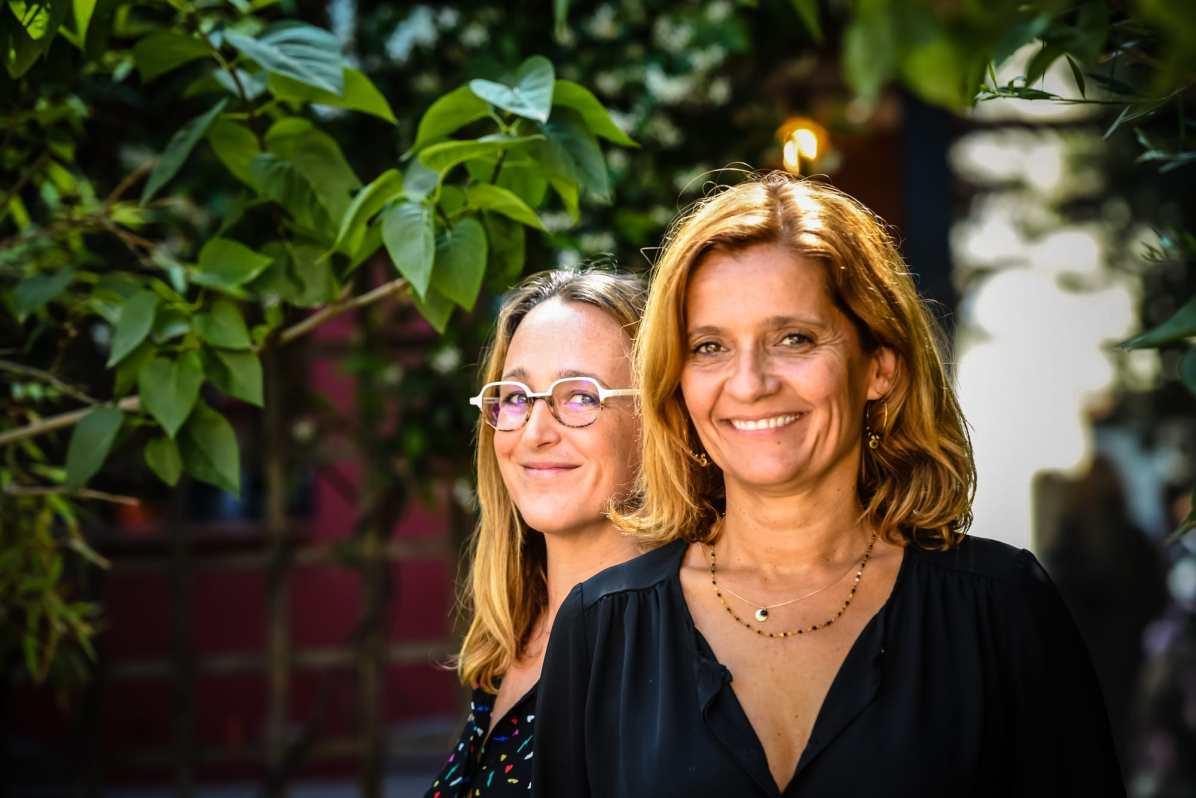 Les Colorieuses - Nathalie Font et Virginie Peron