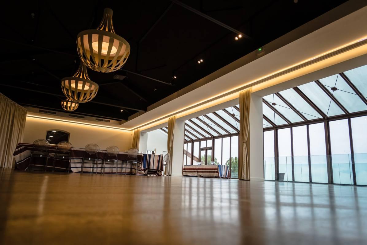 Salle de réception - Domaine de Valmy