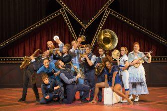 Saison 2020/2021 au théâtre de l'Archipel de Perpignan- Cirque Eloize - Hotel