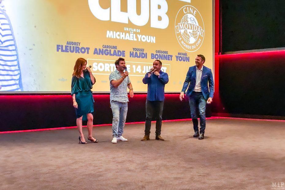 Divorce Club avant première Mega Castillet Perpignan