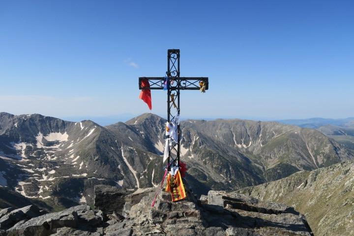 Massif du Canigó – Une nuit au Refuge des Cortalets - Pic du Canigou