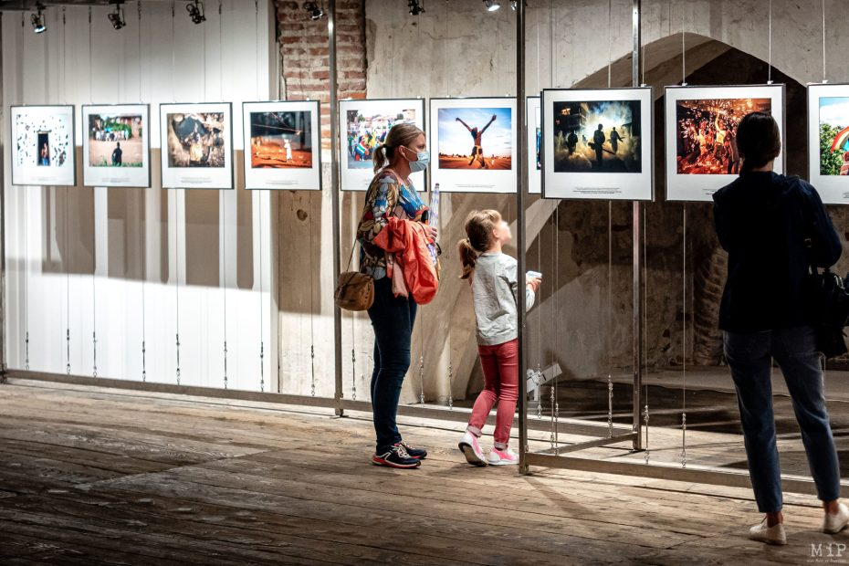 29/08/2020, Perpignan, France, Illustration 32e VISA pour l'image festival photojournalisme © Arnaud Le Vu / MiP