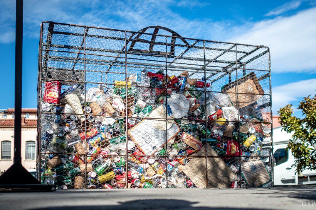 Perpignan recyclage déchets