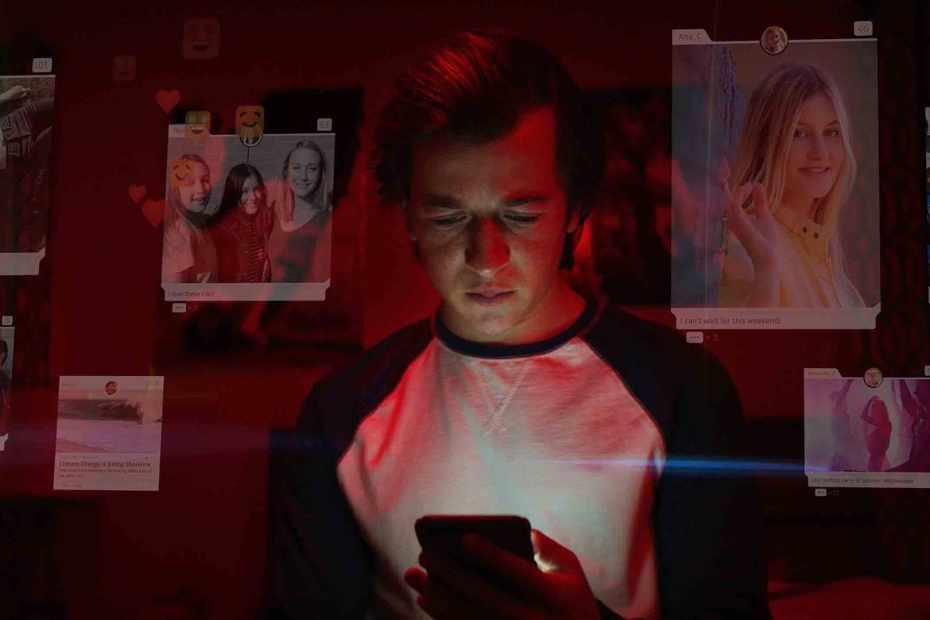 Derrière nos écrans de fumée © Netflix