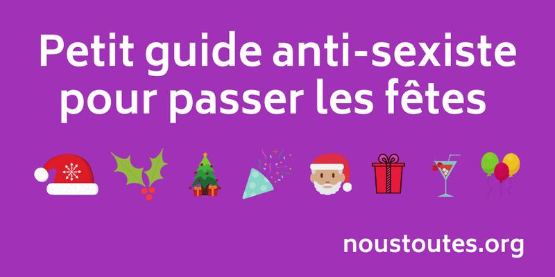 Petit guide anti sexiste NousToutes