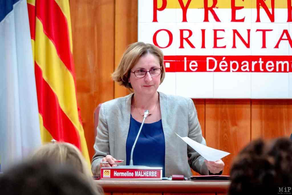 03/07/2019, Perpignan, France, Hermeline Malherbe Imagine les Pyrénées-Orientales © Arnaud Le Vu / MiP