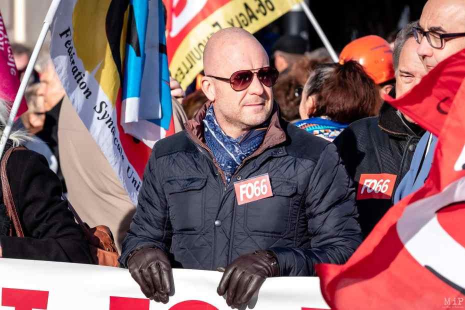 Manifestation grève Retraites 10 décembre syndicats réforme
